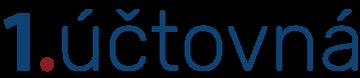 1.účtovná, spol s r.o. Mobile Retina Logo